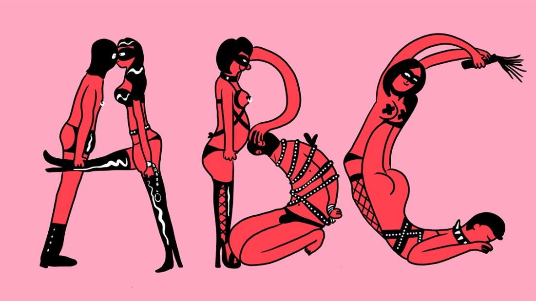 الفبای رابطه ارباب و برده BDSM