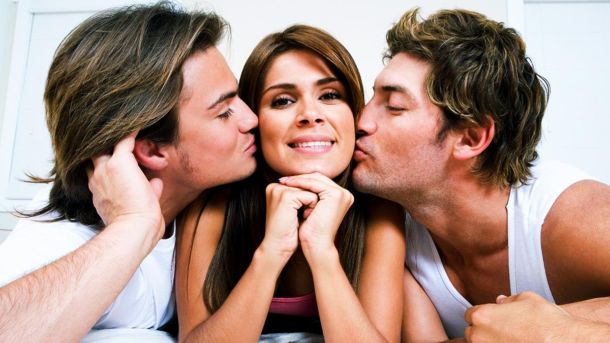 تجربه رابطه سه نفره یا تری سام