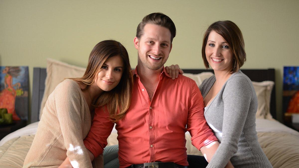 دو همسر و یک شوهر در رابطه تری سام